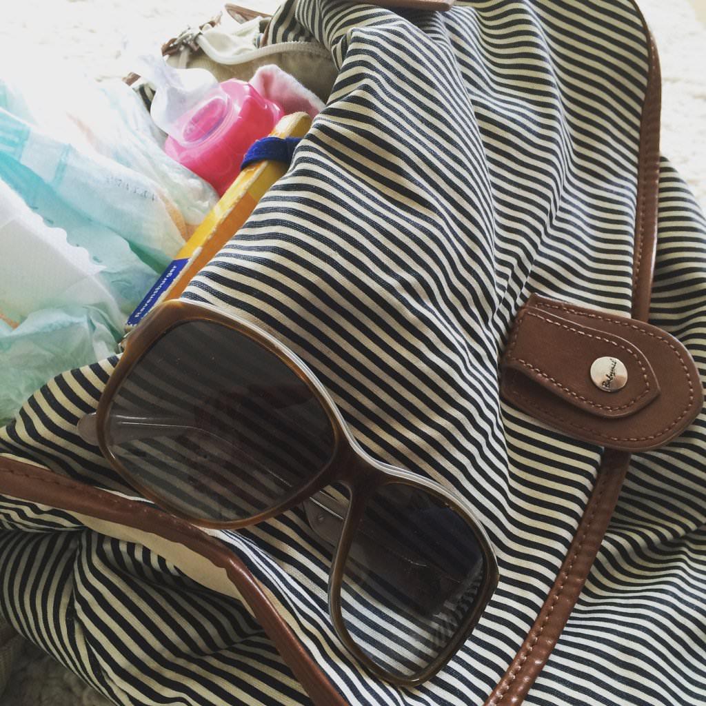Was kommt in die wickeltasche