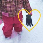 Kindern Handschuhe anziehen – ich sag ja nur…