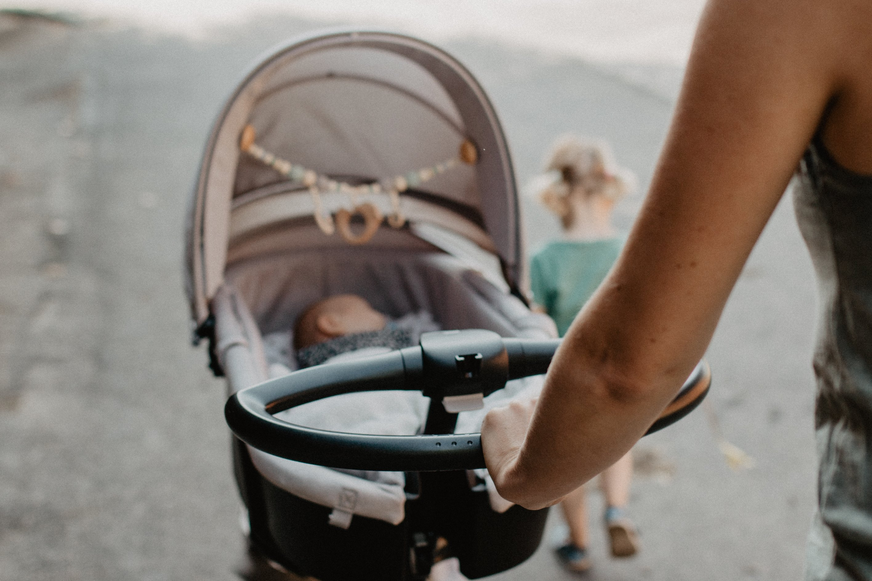 Drittes Kind Dritter Kinderwagen Mamas Unplugged