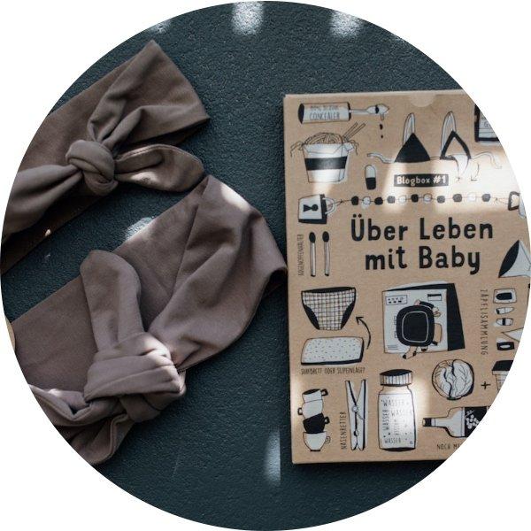 Schöne Haarbänder für Mama und Mädchen so wie die Blogbox